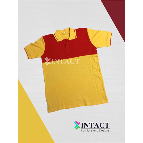 Mens Polo Design T-Shirt
