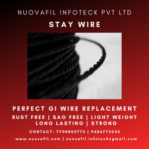 Tie wire Stay Wire