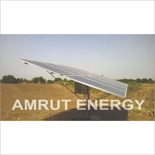 AMRUT SS 10 HP AC Solar Pump