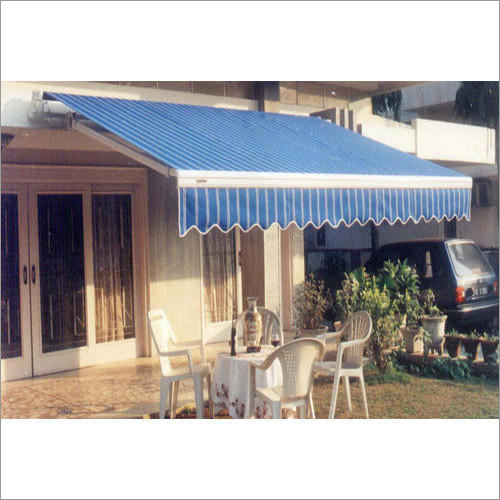 Terrace Awnings Shed
