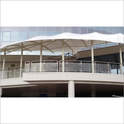 Steel Tensile Fabric Structures