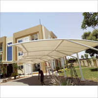 Tensile Fabric Roof Structure