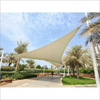 New Arts Walkway Tensile Structure
