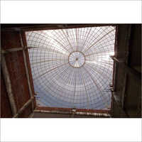 Polycarbonate Dome Structure