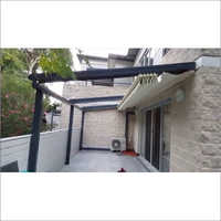 Aluminum Retractable Sliding Roof