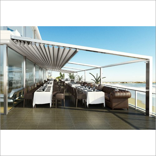 Pvc Retractable Roof