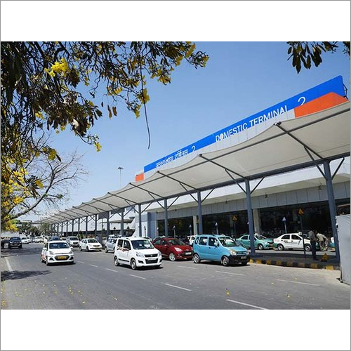 Tensile Fabric Outdoor Canopies Structures
