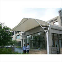 Modular Entrance Tensile Structure