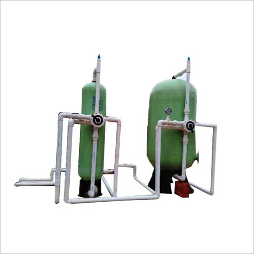 Commercial Water Demineralization Plant
