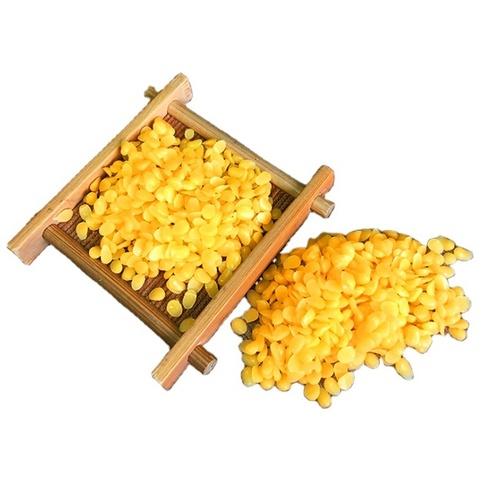 Beeswax granules
