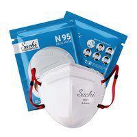N95 Mask with Head Loop