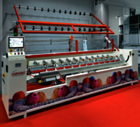 Fully/Semi Automatic Ball Winding