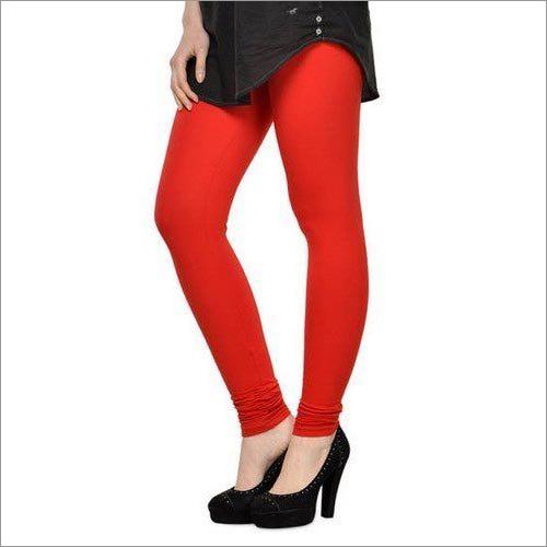 Ladies Churidar Cotton Leggings