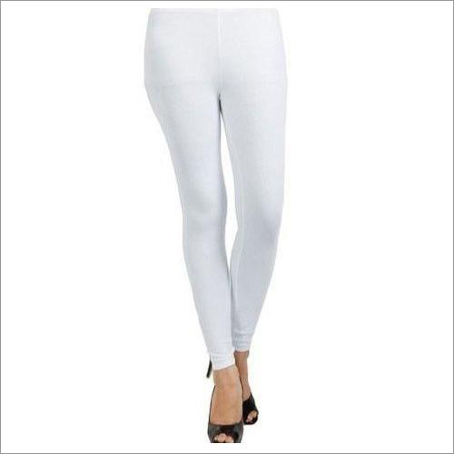 Ladies Stretchable Cotton Leggings