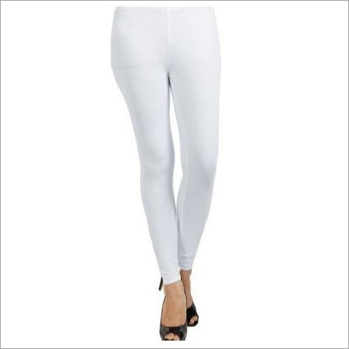 Ladies Stretchable Cotton Leggings