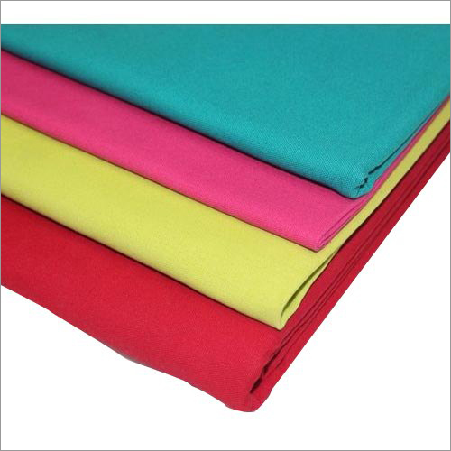 Plain Cotton Twill Fabric