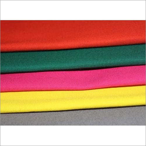 Plain Cotton Dyed Fabric