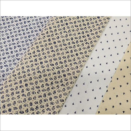 Plain Shirting Fabric