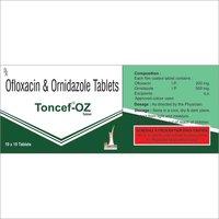 Toncef-OZ Tablets