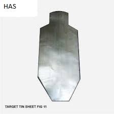 TARGET TIN SHEET FIG NO 11