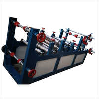 Paper Plate Raw Material Making Machine