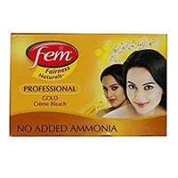 Fem Fairness Natural Gold creme Bleach