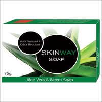 Aloe Vera and Neem Soap
