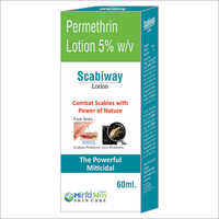 5 Percent Permethrin Lotion