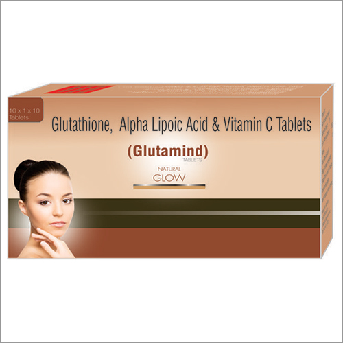 Glutathione Alpha Lipoic Acid and Vitamin C Tablets
