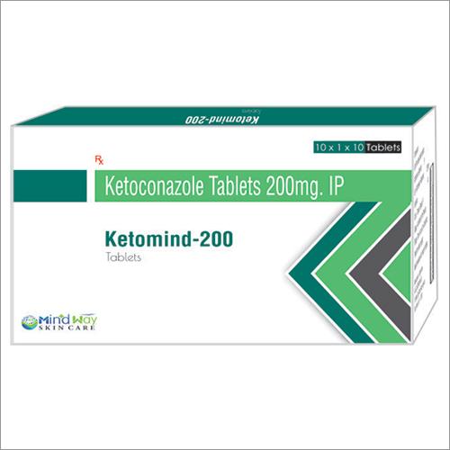 200 mg Ketoconazole Tablets IP