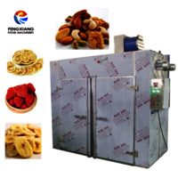 Industrial Two-door Double Car Dryers Fruit Food and Vegetable Dryers