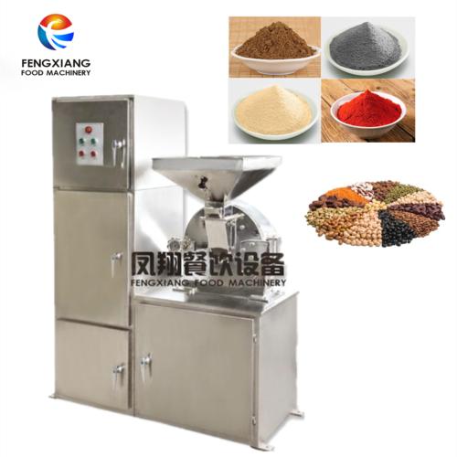 Industrial Dust-collecting Type Powder Grinding Machine Garlic Grinding Machine