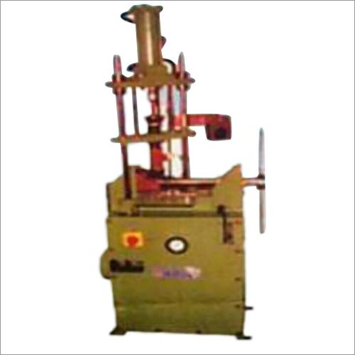 Semi Automatic Plastic Moulding Machine