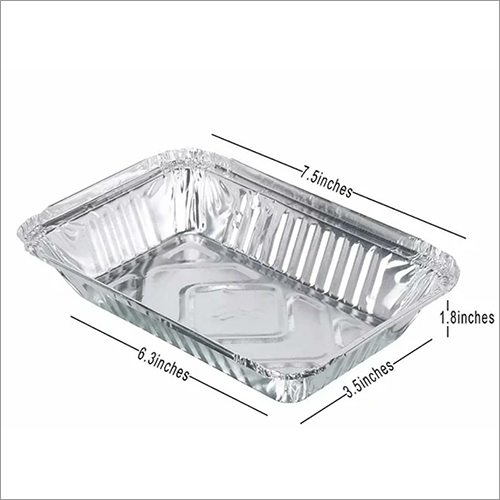 750 ml Aluminium Foil Container