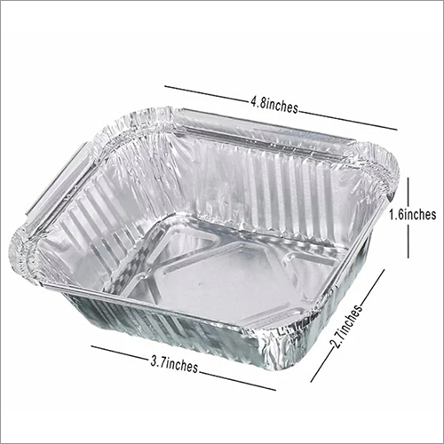 250 ml Aluminium Foil Container