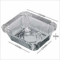 450 ml Aluminium Foil Container