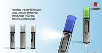 Nano Mist Sprayer With Power Bank