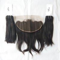 Single Donor Straight Human Hair