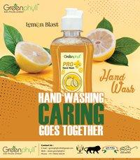 Greenphyll Lemon Blast Hand Wash