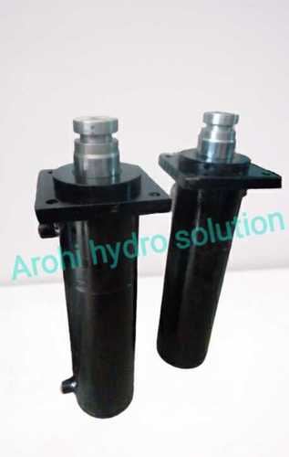 Flange Mounted Square Hydraulic Cylinder