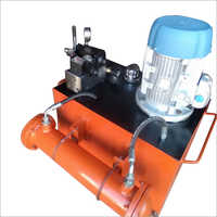 Double Valve Hydraulic Power Pack