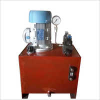Solenoid Operated Hydraulic Power Pack