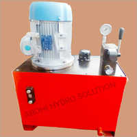 Hand Lever Operated Hydraulic Power Pack