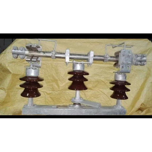 11 KV Isolator Single Brake Type