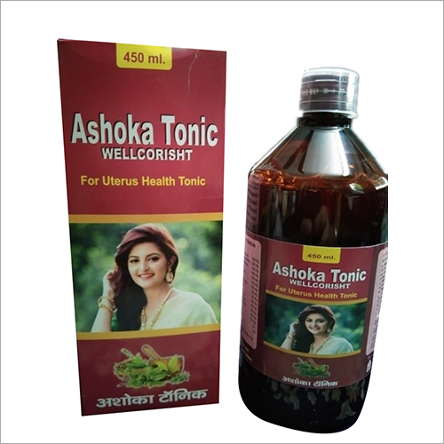 Ashoka Tonic Wellcorisht For Uterus Health Tonic