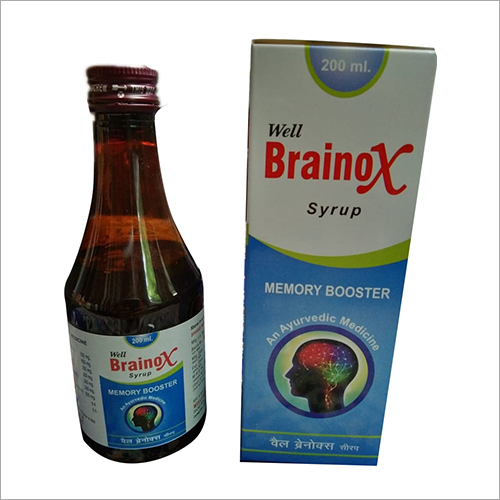 Well Brainox Syrup