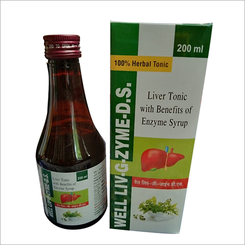 Liver Tonic With Benifit Of Enzyme Syrup