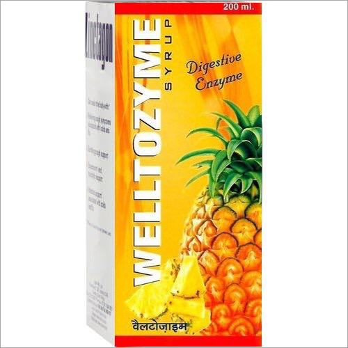 Welltozyme Syrup