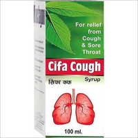Cifa Cough Syrup