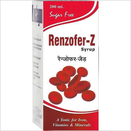 Herbal Iron Tonic